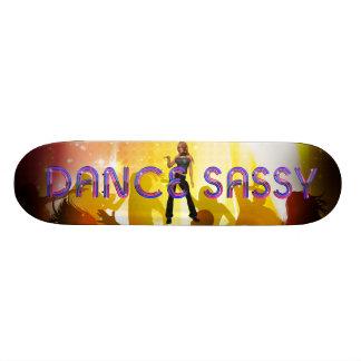 TOP Dance Sassy Skateboard Deck
