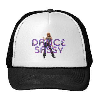 TOP Dance Sassy Trucker Hat