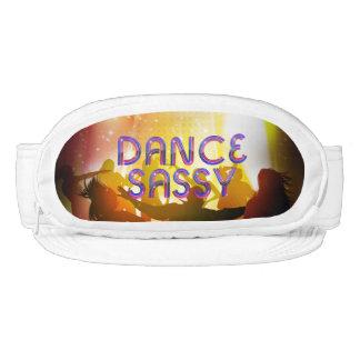 TOP Dance Sassy Visor