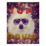 Top dawg letterhead template
