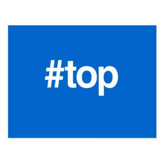 TOP DE HASHTAG POSTAL