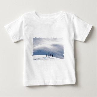 Top de la camiseta del bebé del mundo
