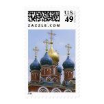 Top de la iglesia ortodoxa rusa en Rusia