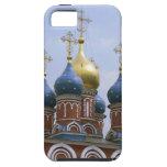 Top de la iglesia ortodoxa rusa en Rusia Funda Para iPhone SE/5/5s