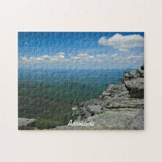 Top de la montaña de Whiteface, Adirondacks, NY Puzzles