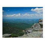 Top de la montaña de Whiteface, Adirondacks, NY Postal