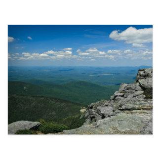 Top de la montaña de Whiteface, Adirondacks, NY Tarjeta Postal