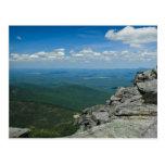 Top de la montaña de Whiteface, Adirondacks, NY Tarjetas Postales