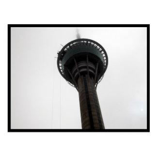 top de la torre de Macao Postal