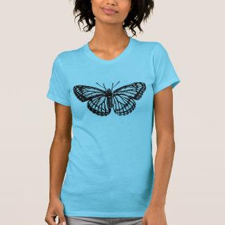 Top de las señoras de la mariposa