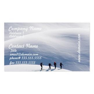 Top de las tarjetas del comercio mundial tarjetas de visita