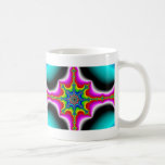 Top Dead Center - Fractal Coffee Mug