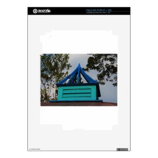 Top del azul skins para iPad 2