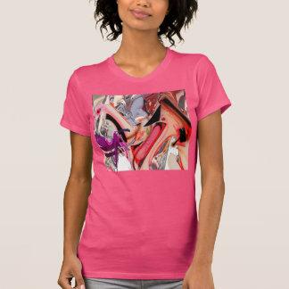 Top del chaleco de las señoras del Wallflower Camisetas