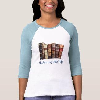 Top del coleccionable del aficionado a los libros camiseta