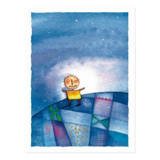Top del mundo tarjetas postales