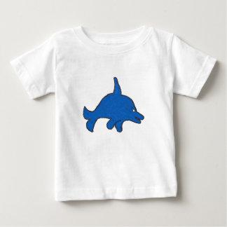 Top del niño de Danny del delfín