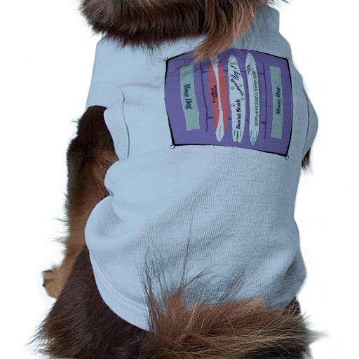 Top del Snoggler-Tanque de la caída 8 del perro de Ropa Para Mascota