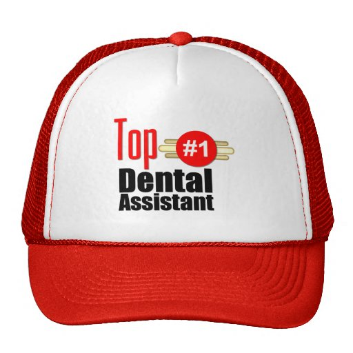 Top Dental Assistant Trucker Hat