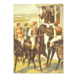 TOP Derby Day 5x7 Paper Invitation Card