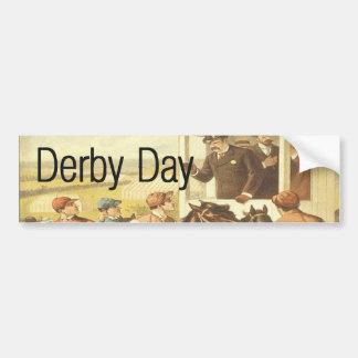TOP Derby Day Bumper Sticker
