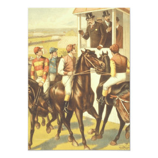 TOP Derby Day Card
