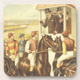 TOP Derby Day Coasters