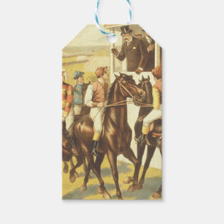 TOP Derby Day Gift Tags