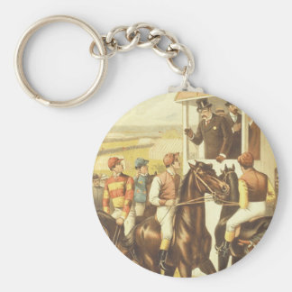 TOP Derby Day Key Chain