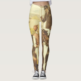 TOP Derby Day Leggings