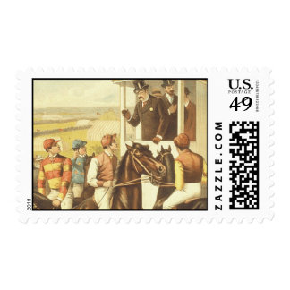 TOP Derby Day Postage