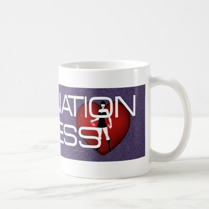 TOP Destination Fitness Coffee Mug