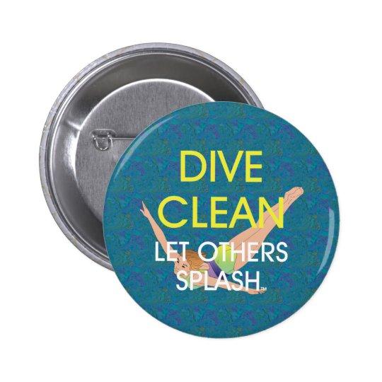 TOP Dive Clean Button
