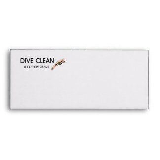 TOP Dive Clean Envelope