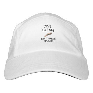 TOP Dive Clean Headsweats Hat