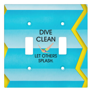 TOP Dive Clean Light Switch Cover