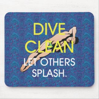 TOP Dive Clean Mouse Mat