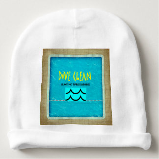 TOP Dive Clean No Ripples Baby Beanie