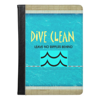TOP Dive Clean No Ripples iPad Air Case