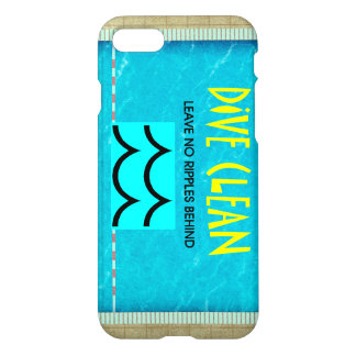 TOP Dive Clean No Ripples iPhone 7 Case