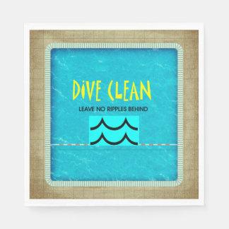TOP Dive Clean No Ripples Napkin