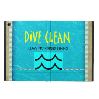 TOP Dive Clean No Ripples Powis iPad Air 2 Case