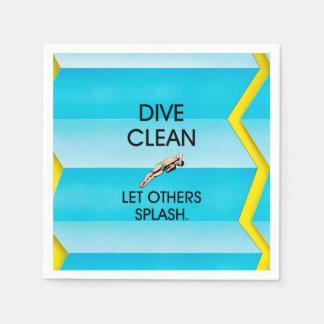 TOP Dive Clean Paper Napkin