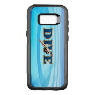 TOP Dive OtterBox Commuter Samsung Galaxy S8+ Case