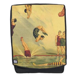 TOP Diving Old School Backpack