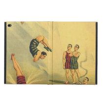 TOP Diving Old School Powis iPad Air 2 Case