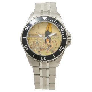 TOP Diving Slogan Wristwatches