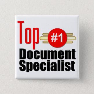 Top Document Specialist Button