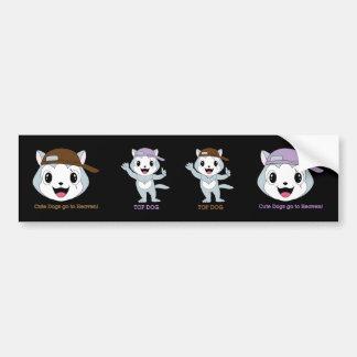 Top Dog™ Bumper Sticker