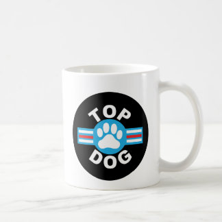 top dog coffee mug